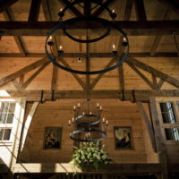Rustic Wedding Reception Barn